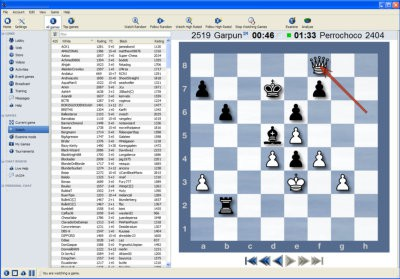 ICC-FOR-WINDOWS - Play Chess with Friends