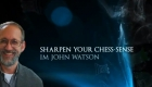 Sharpen your chess-sense with IM Watson!  - Repertoire for Black - The French #10