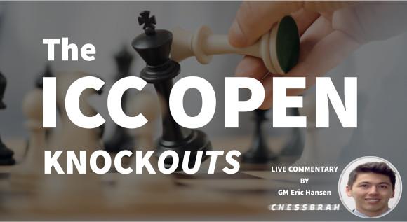 ICC Open: final countdown!