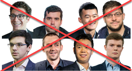 FIDE Stops the Candidates'