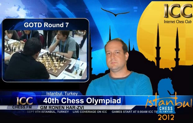 Chess Olympiad 2012 - Game Of the Day - Round 7