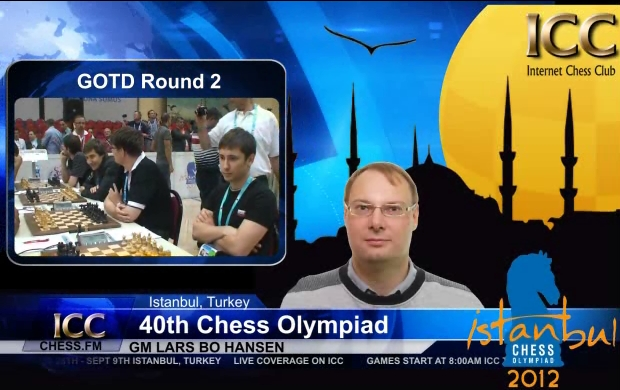 Chess Olympiad 2012 - Game Of the Day - Round 2