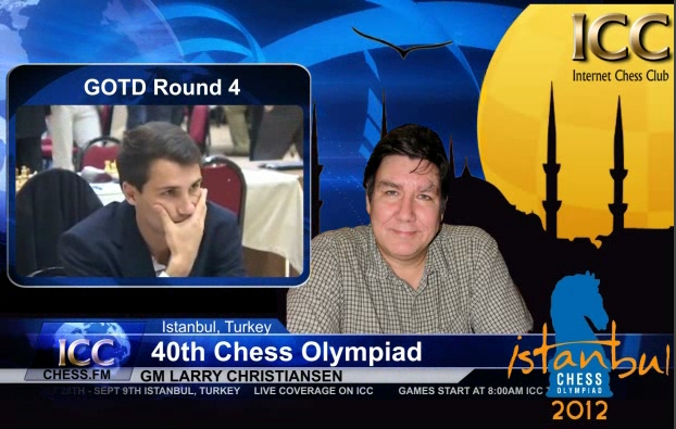 Chess Olympiad 2012 - Game Of the Day - Round 4