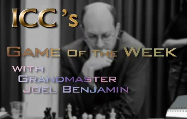 Game of the Week: Pavel Eljanov (GM) vs. Dmitry Andreikin (GM)