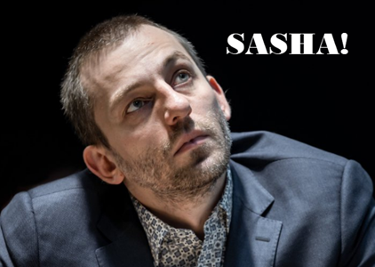 Sasha!