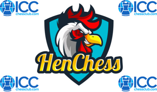 GM Ron W Henley and ICC LIVE on Twitch! April 1, 2021