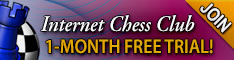 Play chess on Internet Chess Club and earn money
