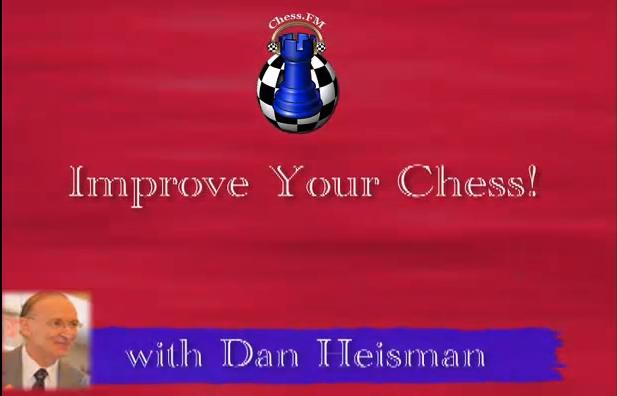 Improve your chess: Dan vs. Computer #2 - Slower Game (Part 1)
