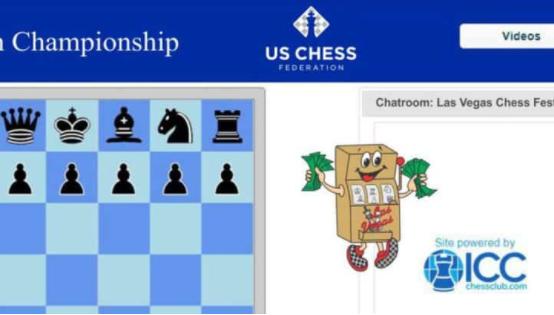 Las Vegas Chess NATIONAL OPEN!