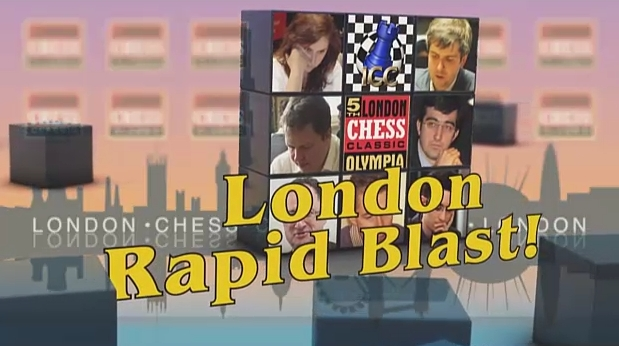 London chess Classic 2013 - Round 3 GOTD