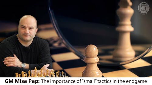 GM Misa Pap - The Importance of Small Tactics in Endgames - Vd1: Mating Attacks in the Endgame