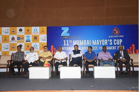 11th Mumbai Mayor's International Chess Tournament 2018