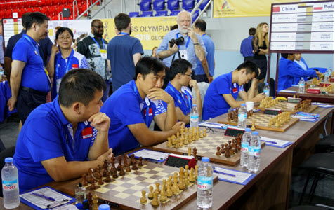 GM Joel Benjamin's Final Recap of the 43rd Chess Olympiad