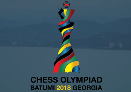 Chess Olympiad - One round to go and USA in the lead!