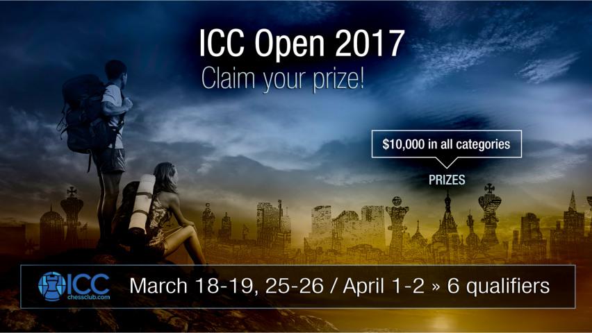 ICC Open 2017!