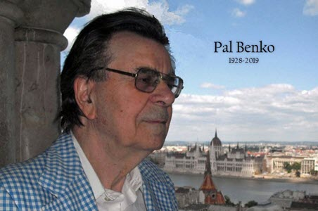 GM Benjamin's tribute to Pal Benko
