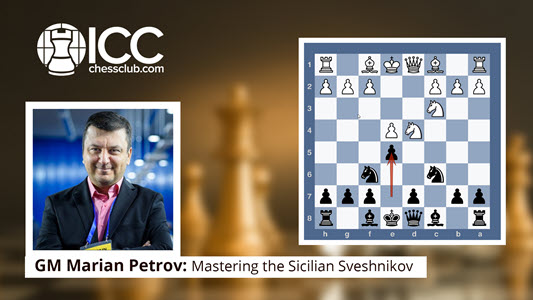 GM Petrov's Mastering the Sicilian Sveshnikov - Video 2