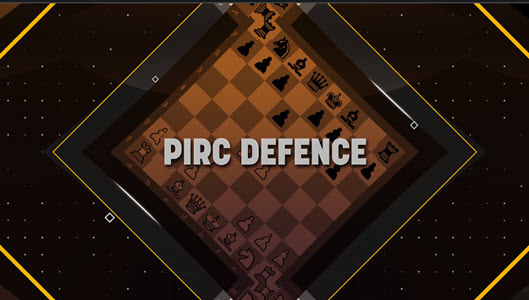 GM Petrov's Pirc defense - Main Lines after White's 4.f4