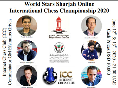 World Stars Sharjah Online International Chess Championship 2020