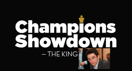 Showdown 2019 - The King is Fabiano