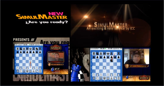 SimulMaster with IM Christof Sielecki 2017-03-11
