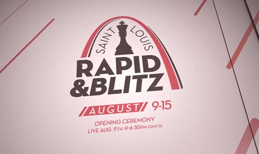 St. Louis Rapid and Blitz 2019 - Grand Chess Tour leg 4