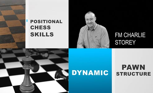 "FM Charles Storey's ""Positional Chess Skills"" - Combinational Skill"