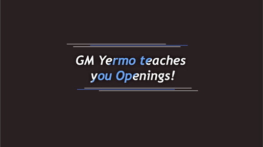 GM Yermo Teaches You Openings! - The Averbakh KID - Part 1