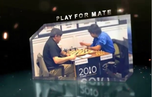 Attack with LarryC: Wild Norwegian Slam-on as Adams Smokes Agdestein