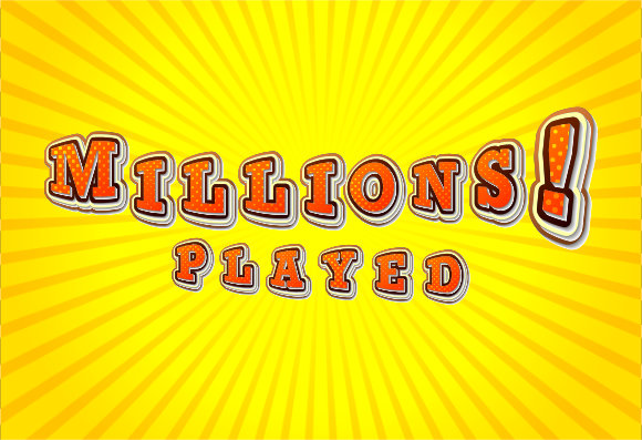 Millions and millions of played games!