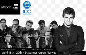 Norway Chess 2016 - Round 9