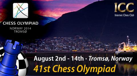 Chess Olympiad 2014 - Round 1