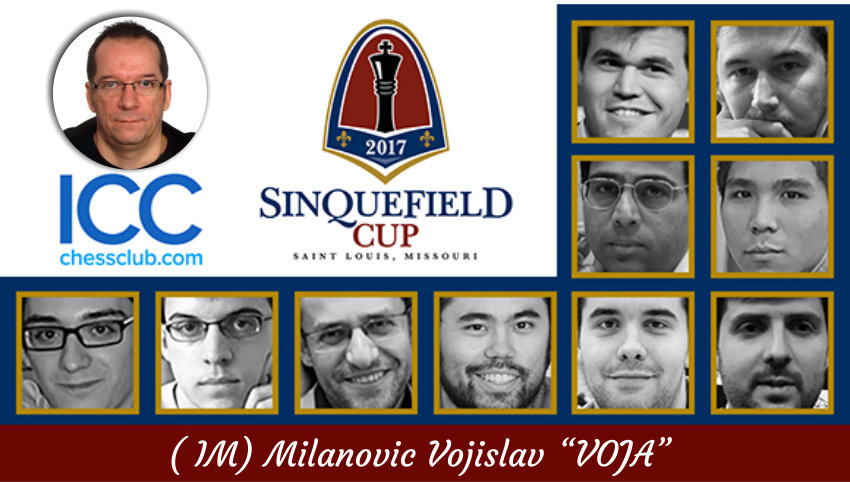 نتیجه تصویری برای Sinquefield Cup 2017