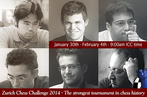 Zurich Challenge 2014 - Round 5 GOTD