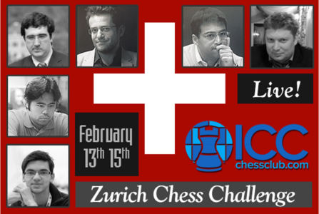 5th Zurich Chess Challenge