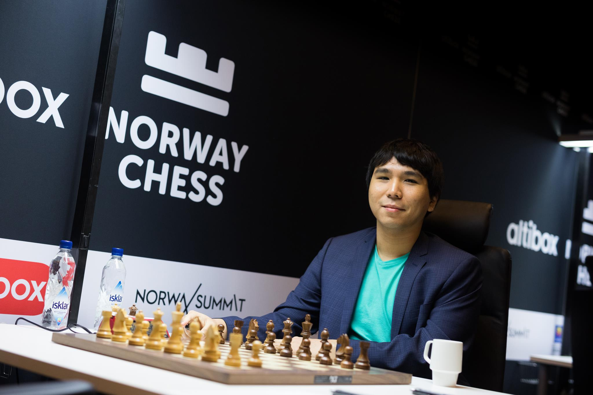 NORWAY CHESS 2017 - Resumen Ronda 3 (MI Michael Rahal)
